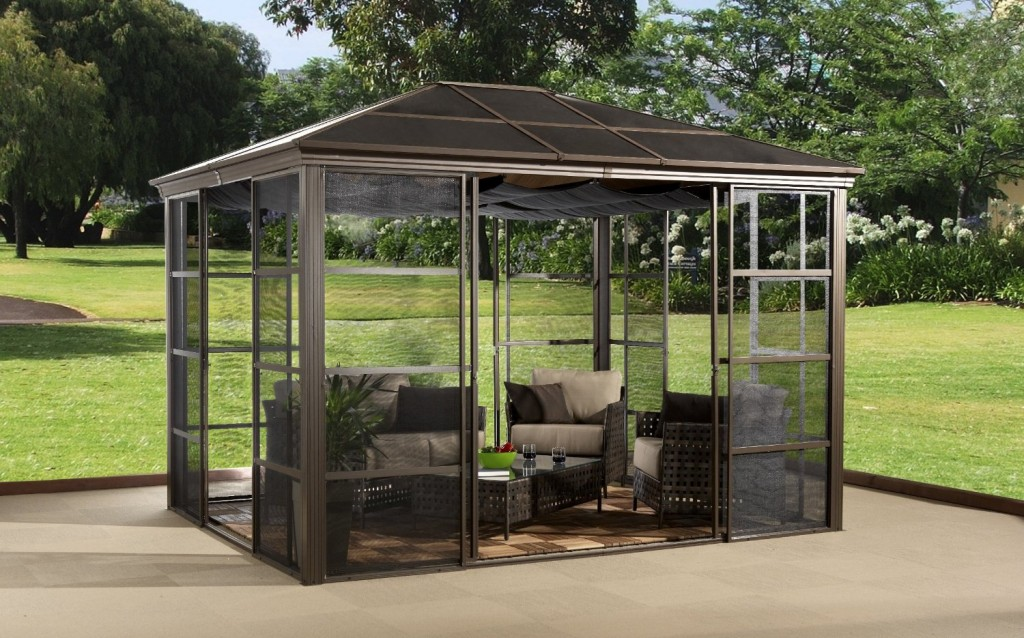 10 X 12 Chatham Hardtop Gazebo Specs | Ask Home Design