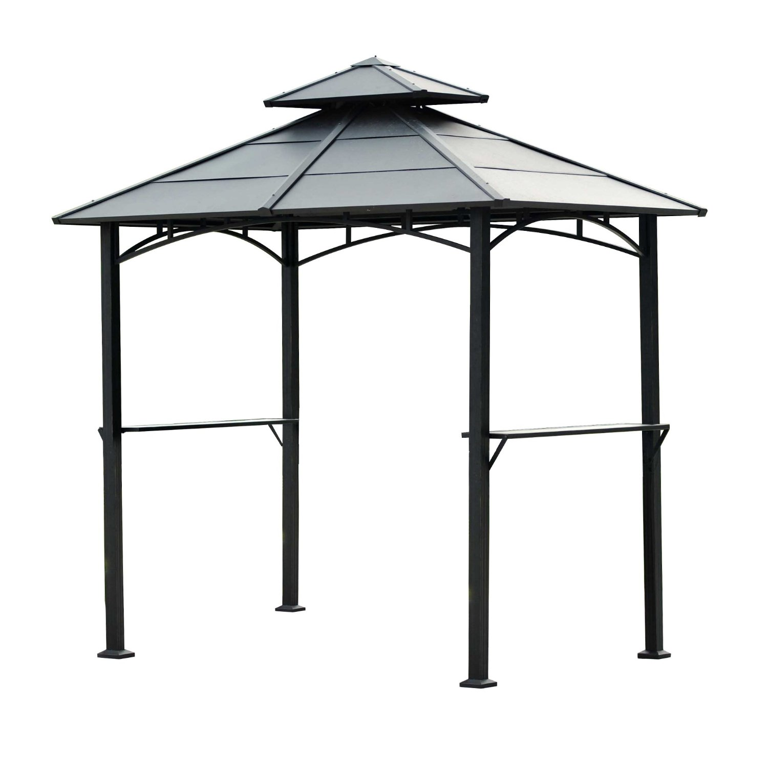 The Lancaster  sc 1 th 225 & Hardtop Gazebos: Best 2018 Choices Sorted by Size