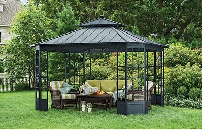 Berkley Jensen Gazebo Overview