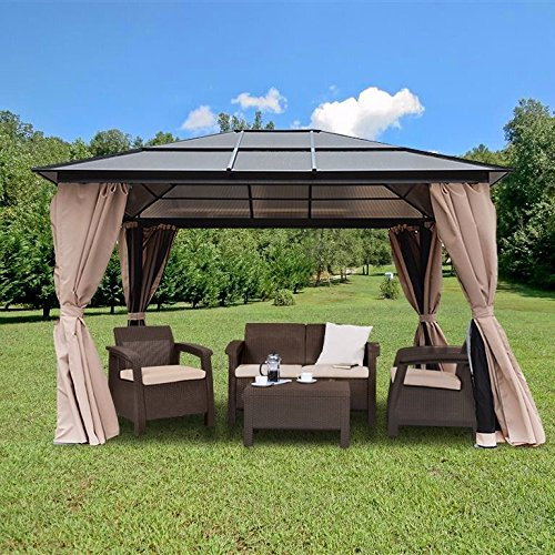Hardtop Gazebos Best 2020 Choices Sorted By Size