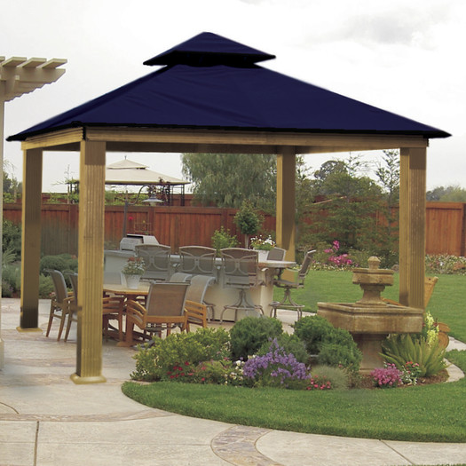 Hardtop Gazebos: Best 2019 Choices, Sorted by Size