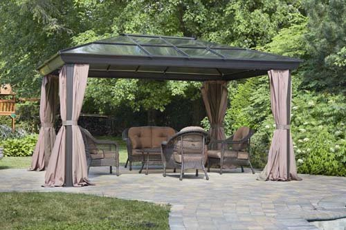 Penguin & Hardtop Gazebos: Best 2019 Choices Sorted by Size