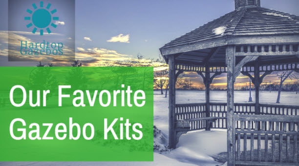 gazebo kits featured image