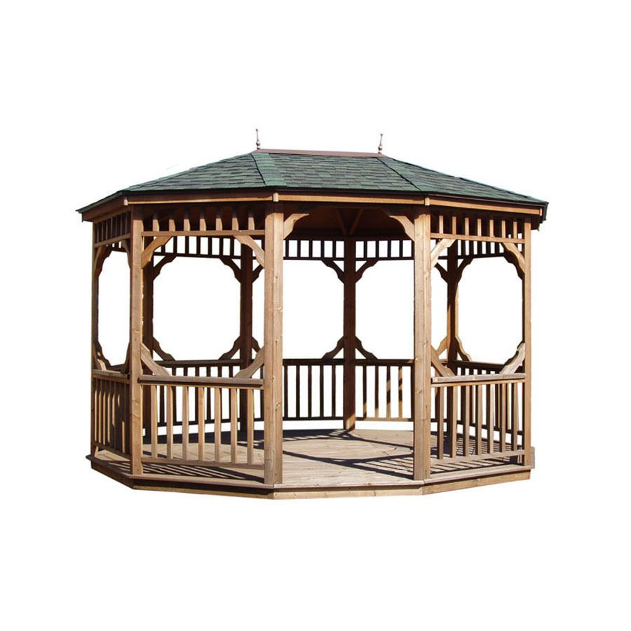 Heartland oval gazebo