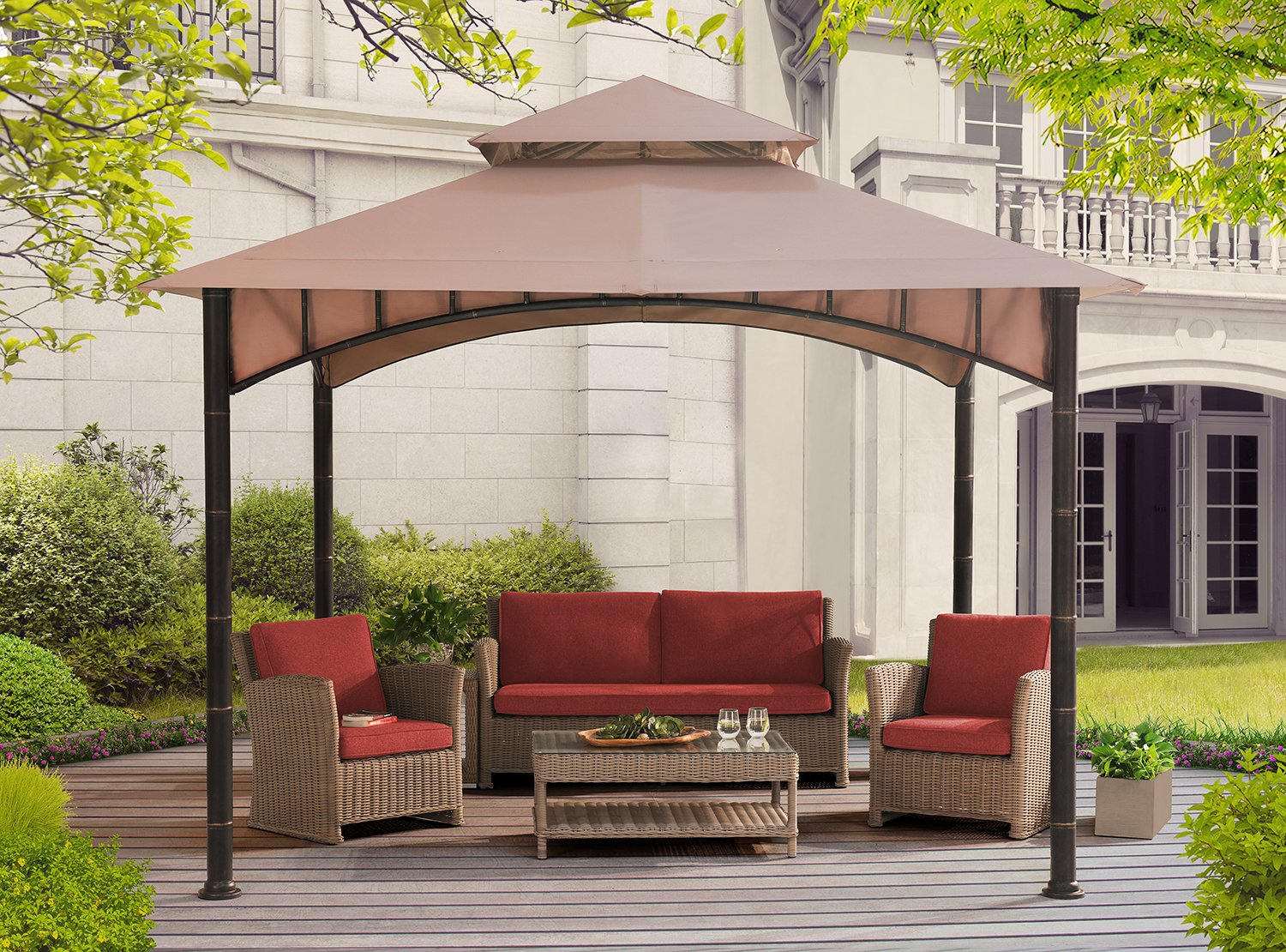 picking the right gazebo covers like this one